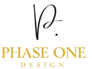 Phase One Design logo - Calgary home design