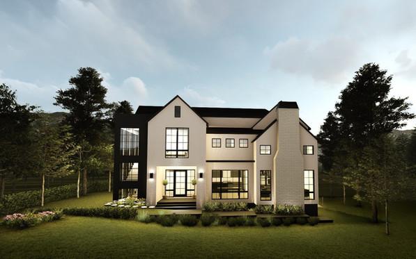 Modern farmhouse Vancouver New Luxury Ho