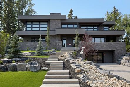 Mount Royal || Calgary Luxury Custom Home Design