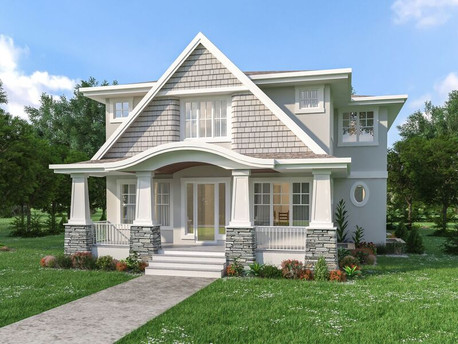 Mount Royal || Craftsman || Private Residence