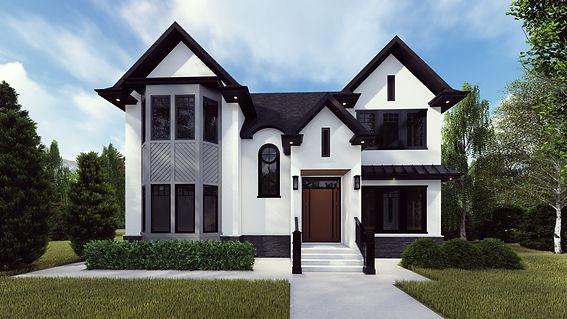 Modern Farmhouse Exterior Design