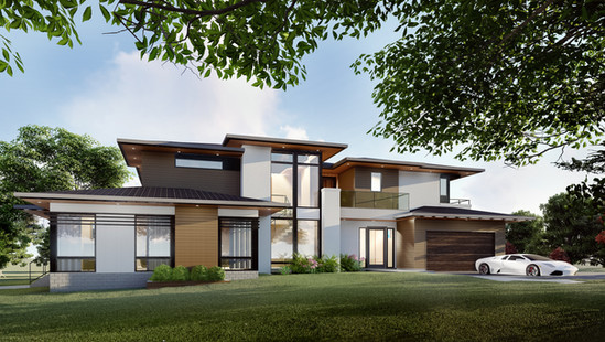 Private Residence || West Vancouver || Contemporary Luxe