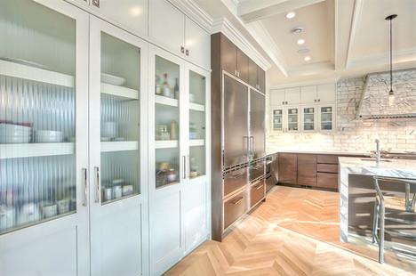 Kitchen Mount Royal Calgary luxury home