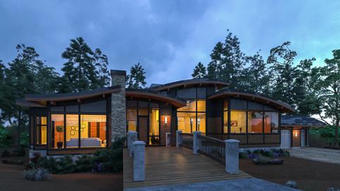Private Residence || Silverhorn Bearspaw Acreage