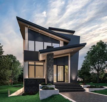 Private Residence || Parkhill ||  Modern
