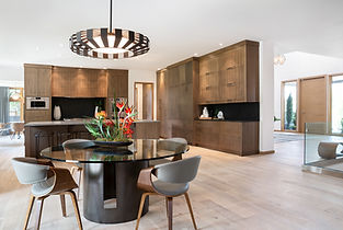 Vancouver Luxury Home Kitchen
