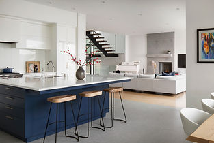 Vancouver Luxury Home Design Kitchen