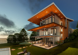 Belcarra New Modern Home Design Vancouve