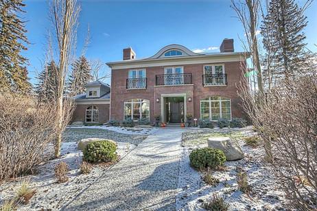 Calgary Mount Royal home design