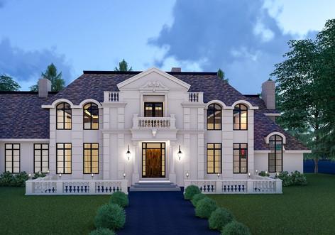 Springbank || Luxury Custom Home Design
