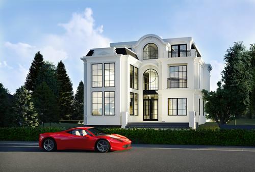 Calgary New Home Luxury Home Design