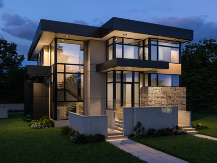 Private Residence || Glass House  ||  Vancouver