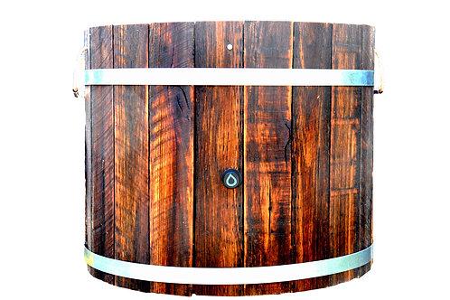 Timber Clad Eco-Wick Planter