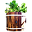 Thumbnail: Timber Clad Eco-Wick Planter