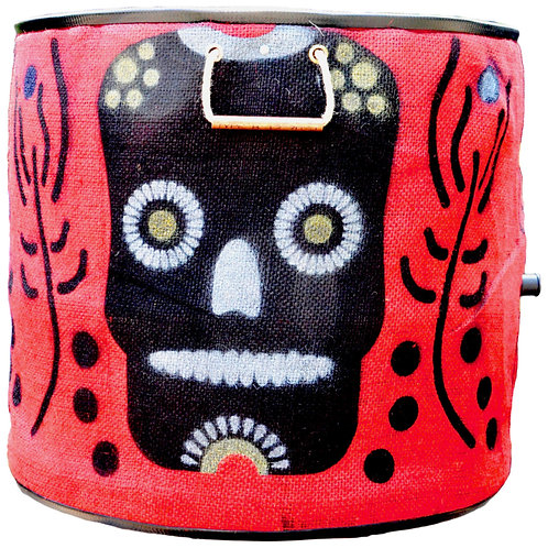 Calavera Print Medium