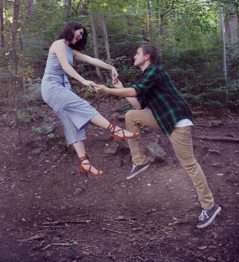 Levitation Photography