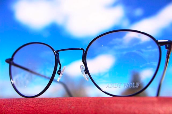 Rowden Opticians: Andy Wolf
