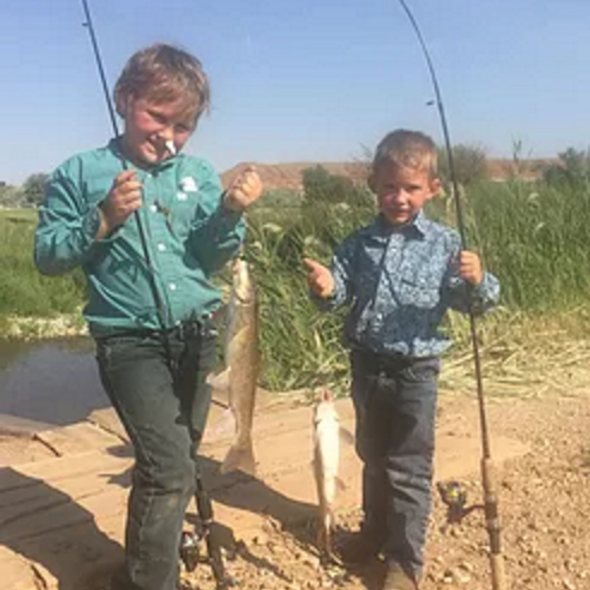 Youth Fishing Adventure