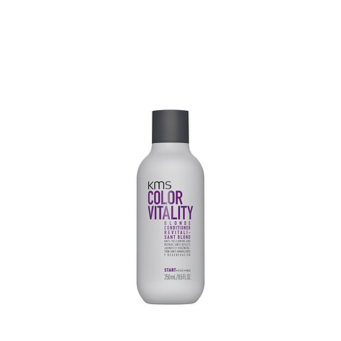 KMS CV Blonde Conditioner 250ml