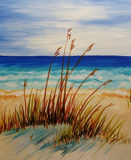 Paint Class of Saturday, October 10th at 6:30pm