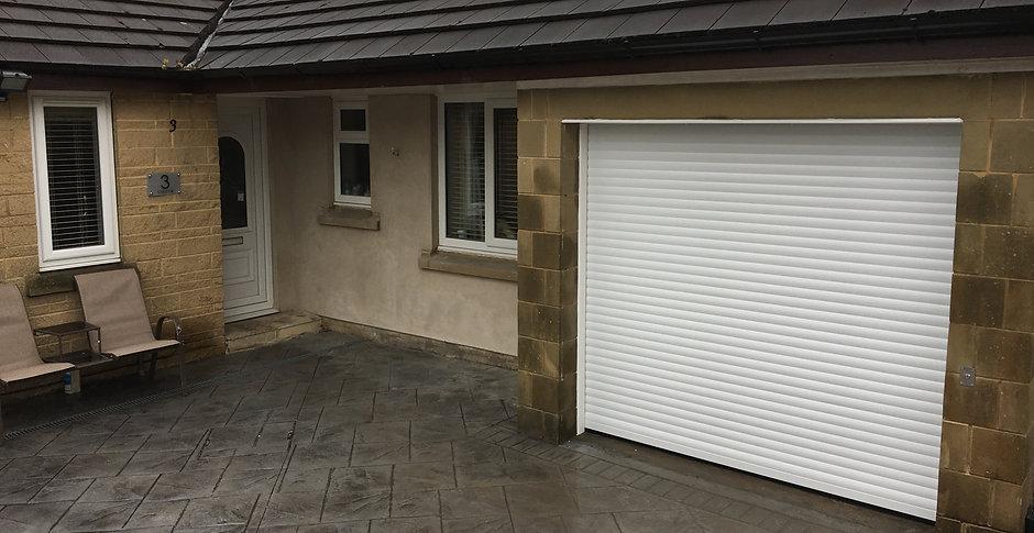 Wakefield Roller Garage Door