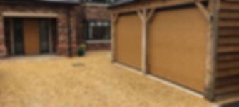 Insulated Roller Garage Door