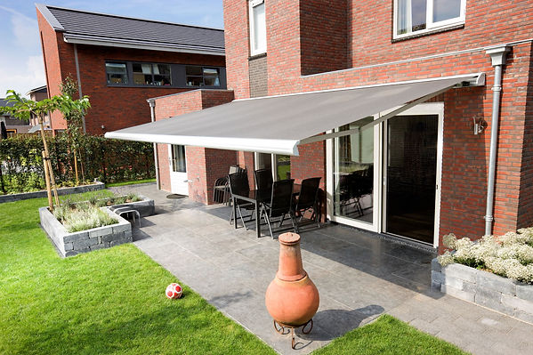 Patio Awning in Yorkshire