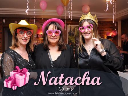 ANNIVERSAIRE NATACHA