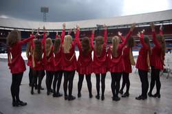 Ierse dansgroep