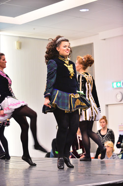 Irish dancing Terneuzen
