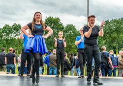 Ierse dansles Terneuzen