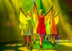 Iers leren dansen