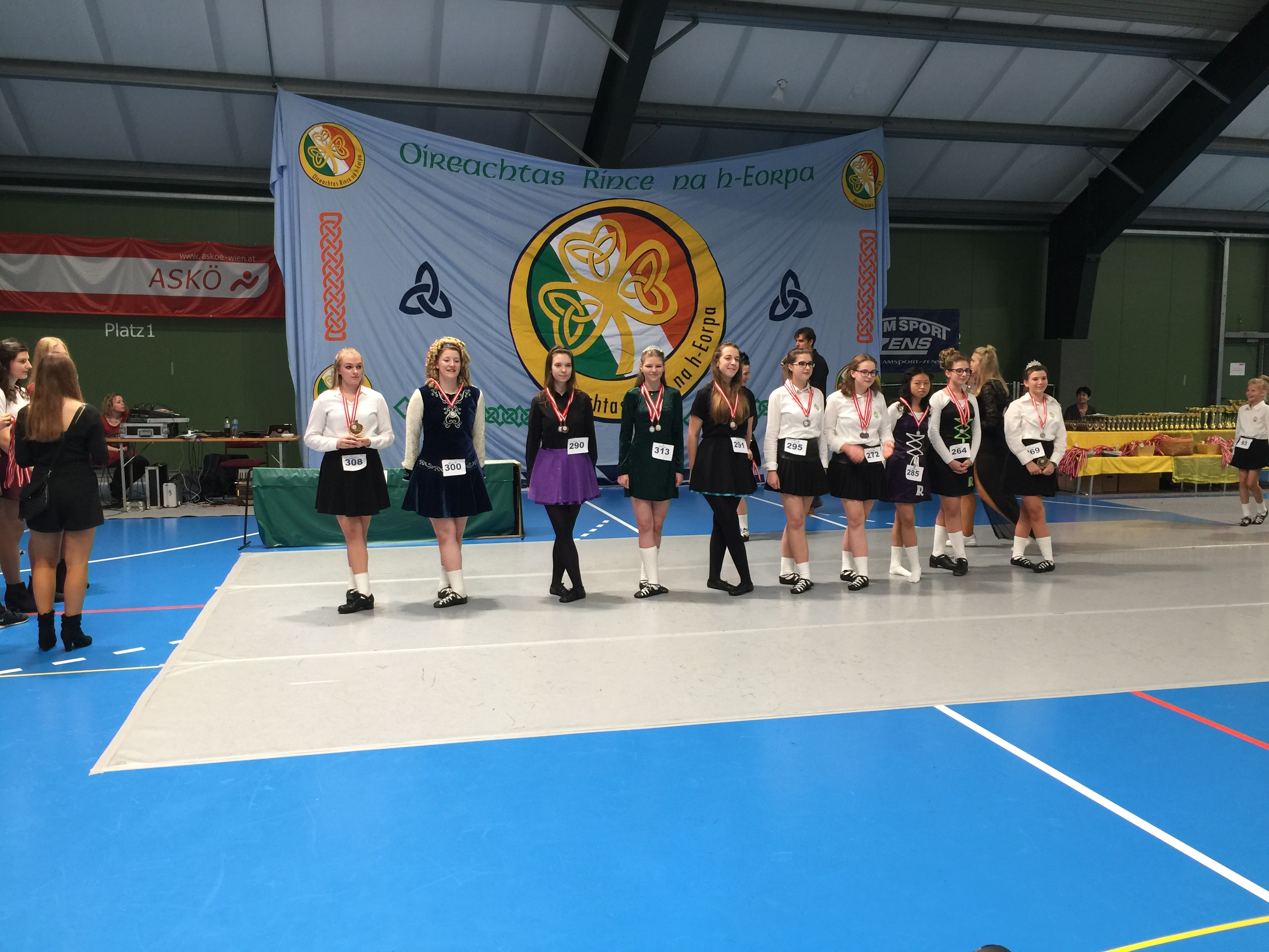 Rose Irish Dance Bergen op Zoom