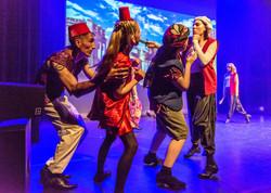 Optreden Ierse dans