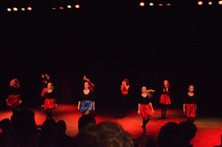 Irish dancing Holland