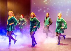 Irish dance riverdance