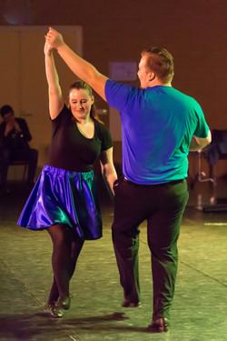 Learn Irish dancing