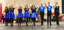 Irish dancing lessons Zeeland
