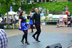 Ierse dansles