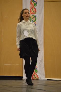 Celtic dancing Holland