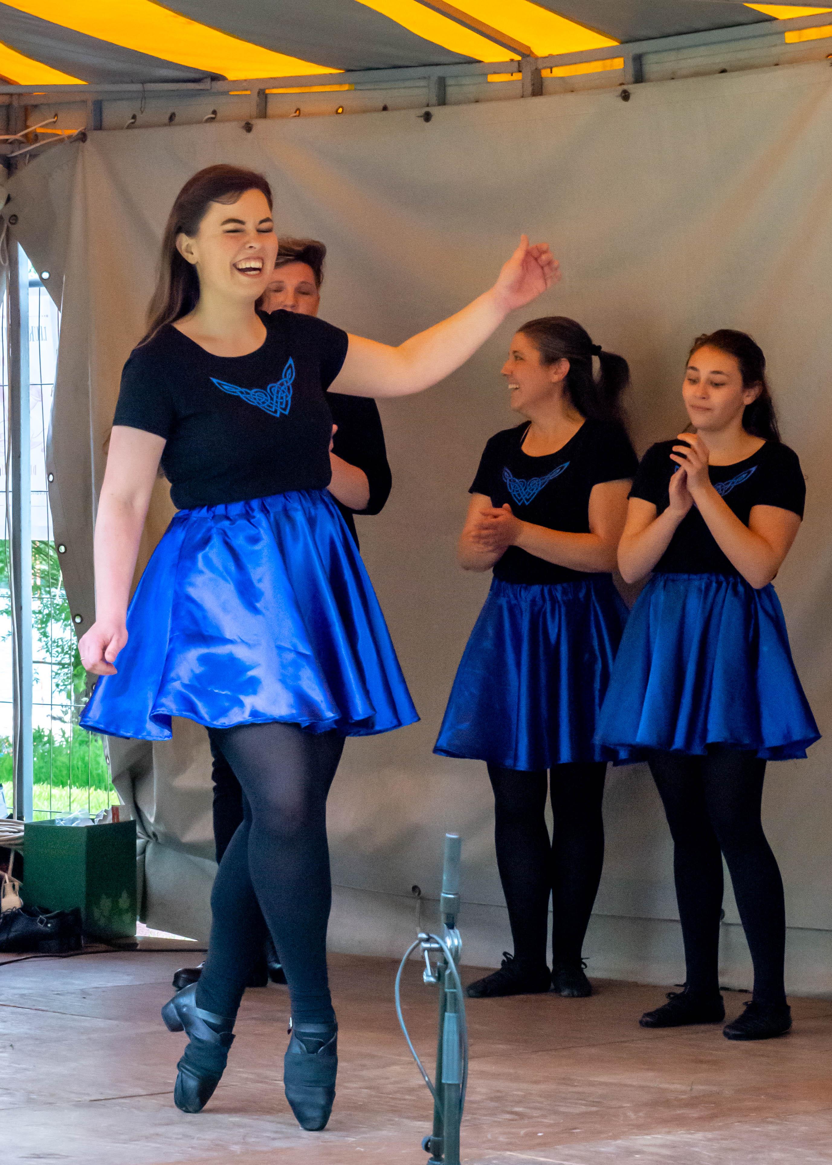 Irish dancing Zeeland