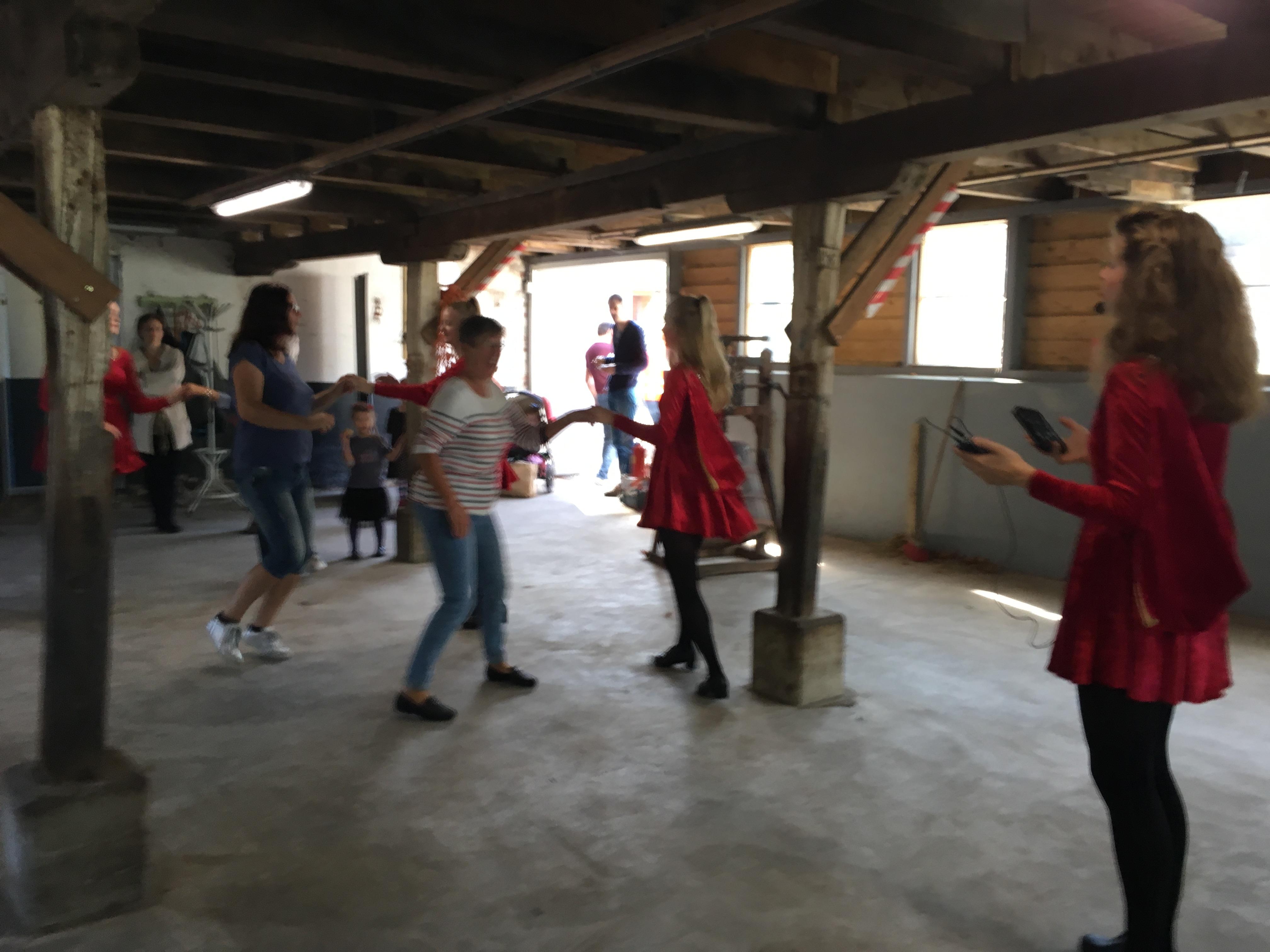 Ierse dansles Maassluis