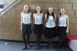 Riverdance leren