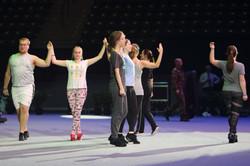 Ierse dansles Rotterdam
