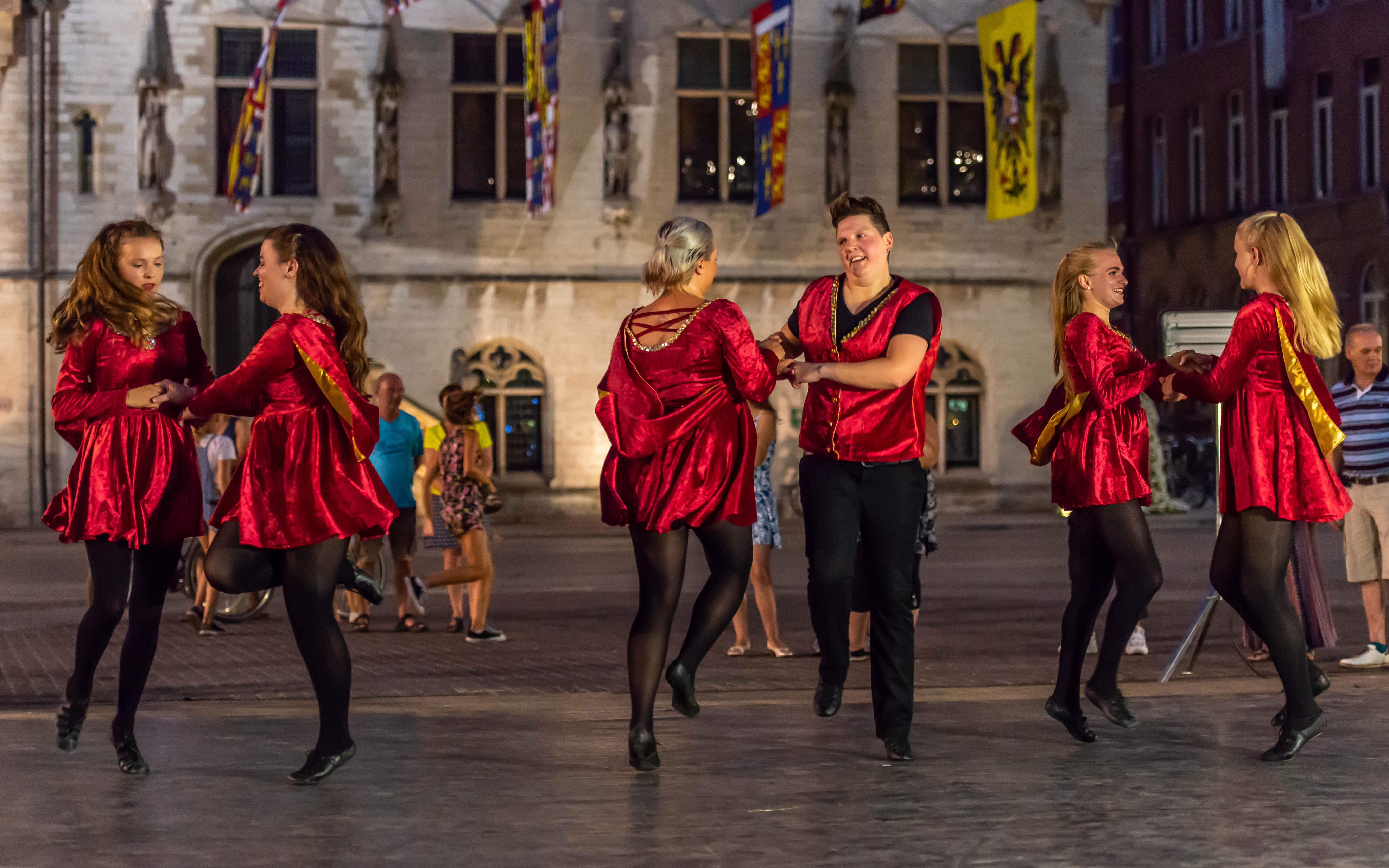Irish dancing Holland65