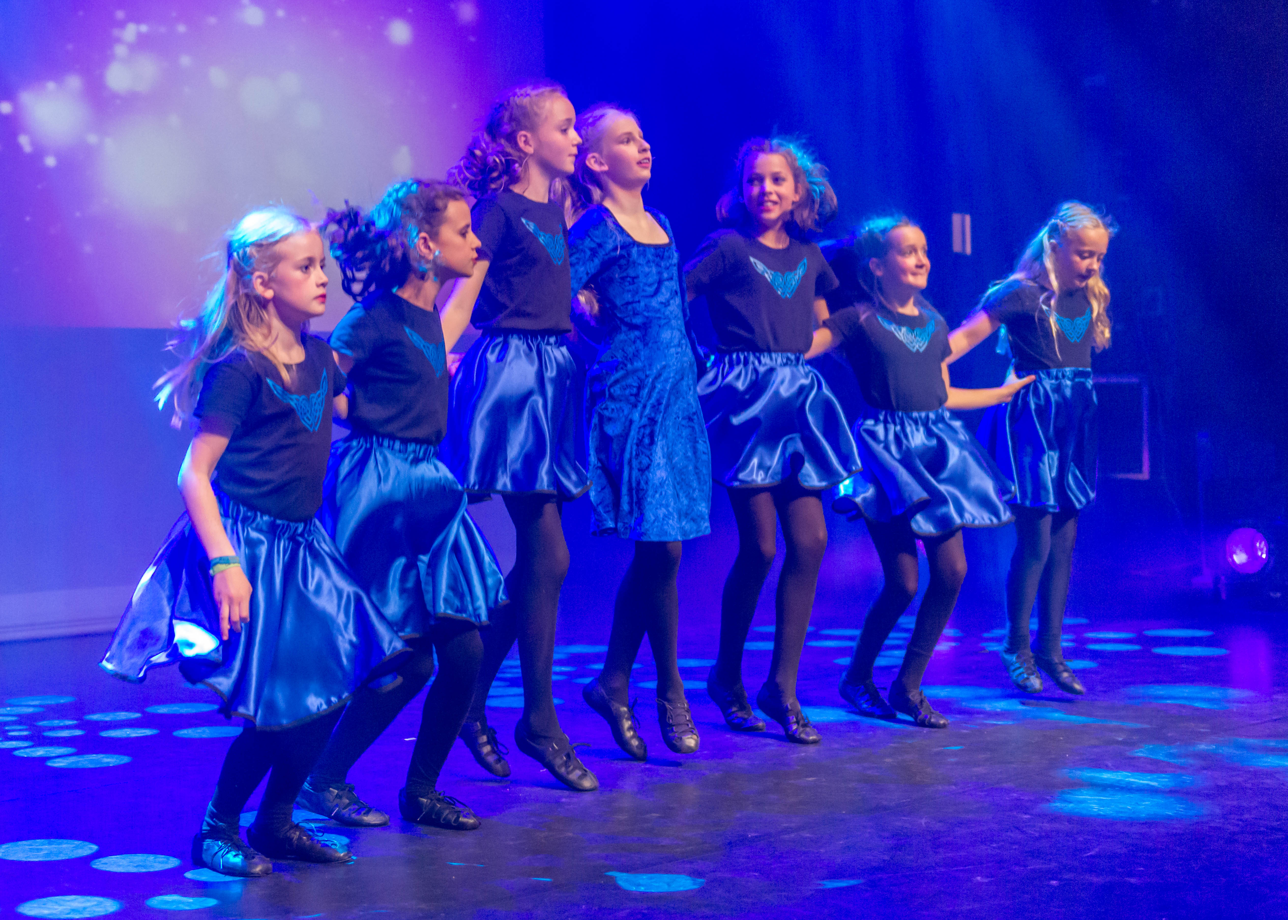 Irish dance riverdance