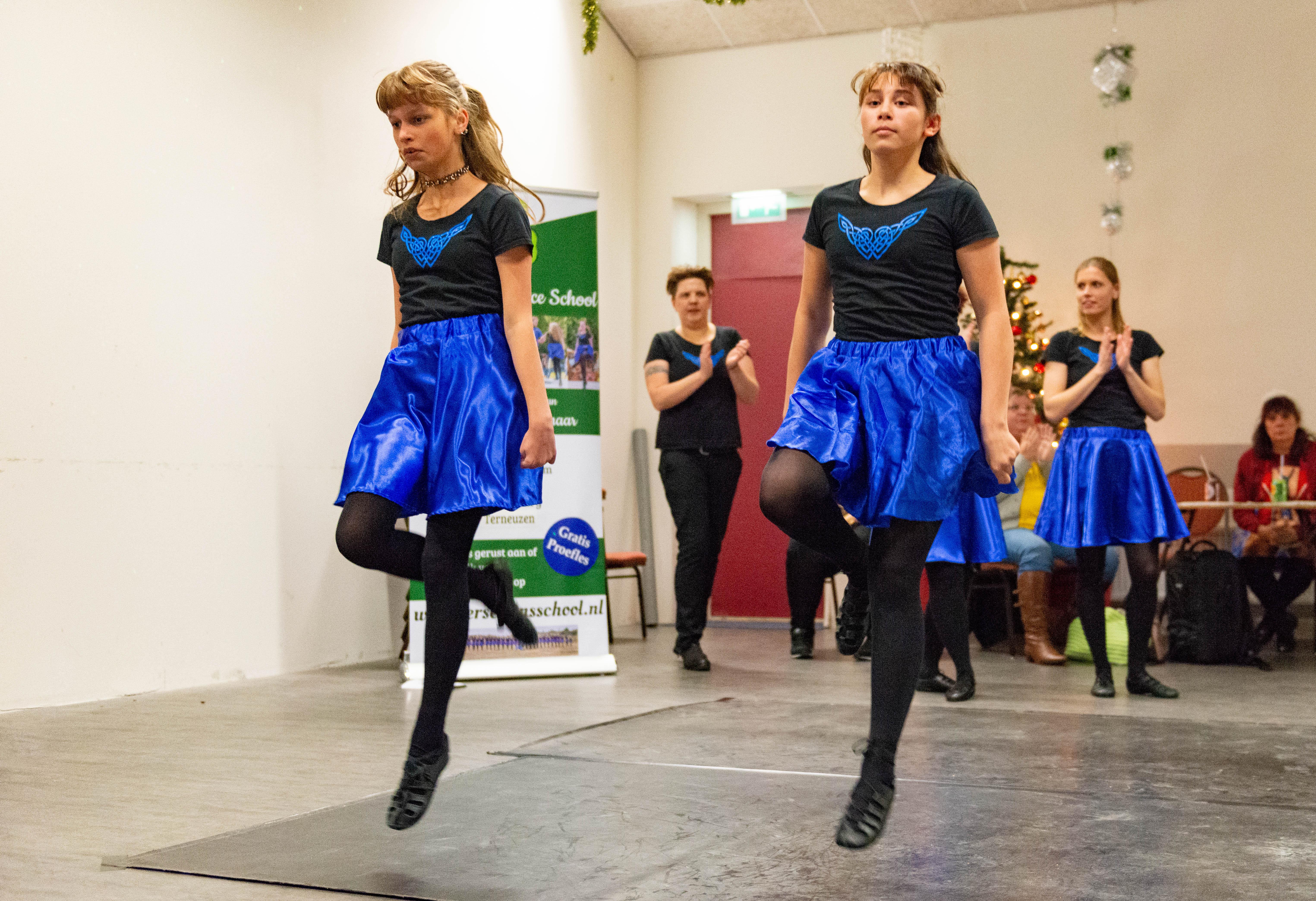 Ierse dansles Zeeland