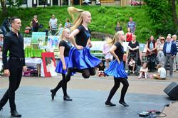Irish dancing Nederland