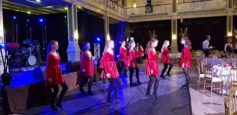 Ierse dansles Den Haag