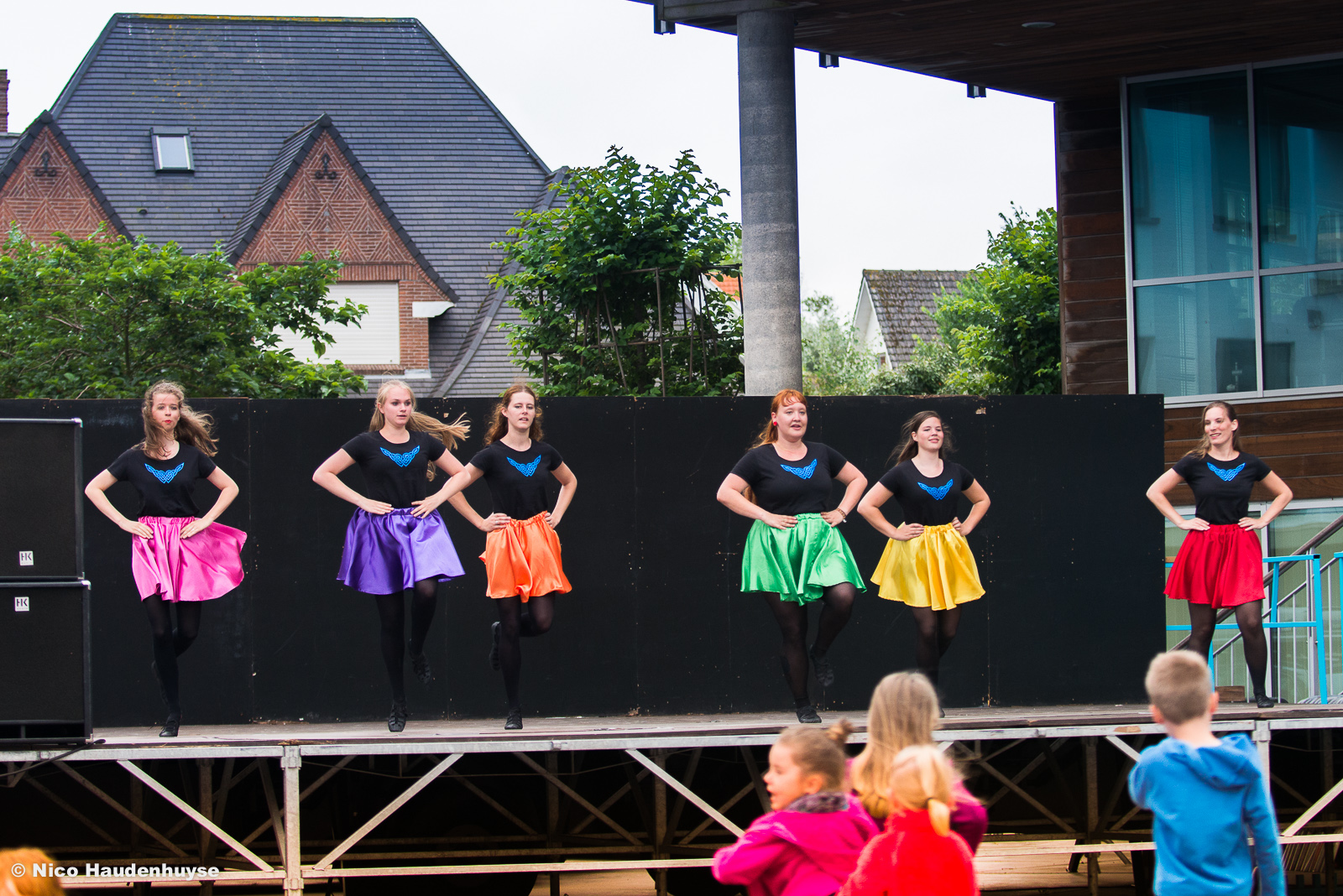 Irish dancing show